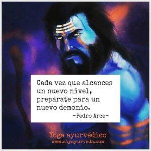 Pedro arce yoga ayurvedico