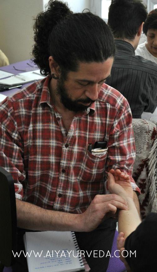 curso pulso ayurveda madrid