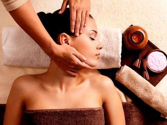 Curso masaje facial japonés