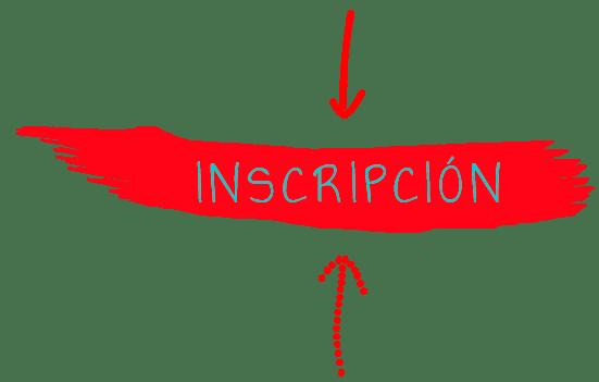 Inscripción curso