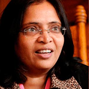 Dra. Shubhangee - Docente curso enfermedades de la mujer