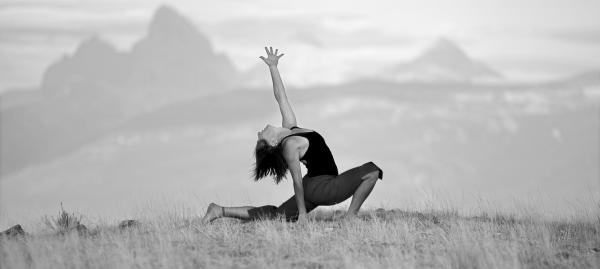 profesor de yoga