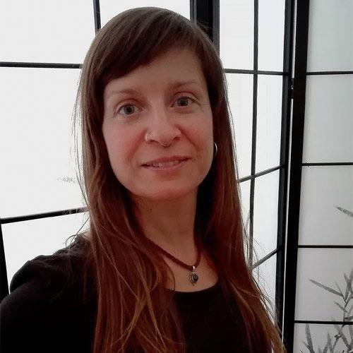 Belén González - Masajista terapeuta