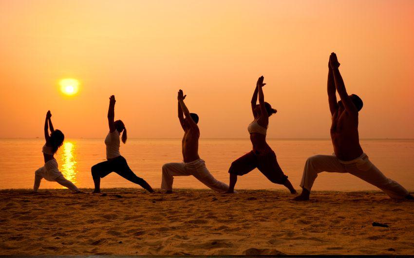Cómo empezar a hacer Yoga fuera de casa
