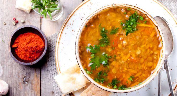 el sabor en la Dieta Ayurveda