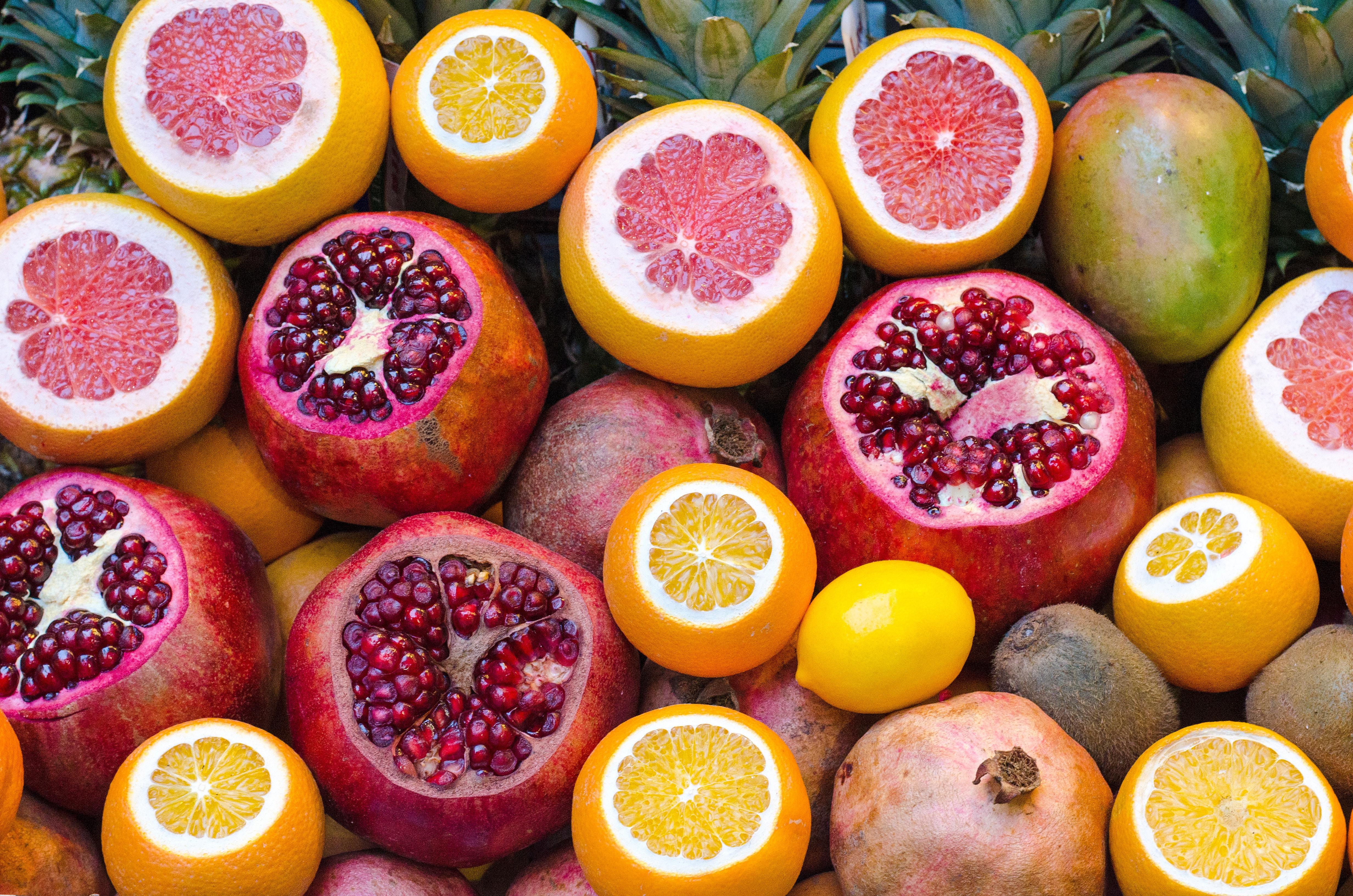 Fruta ayurveda