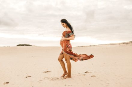 tecnica de yoga para embarazadas