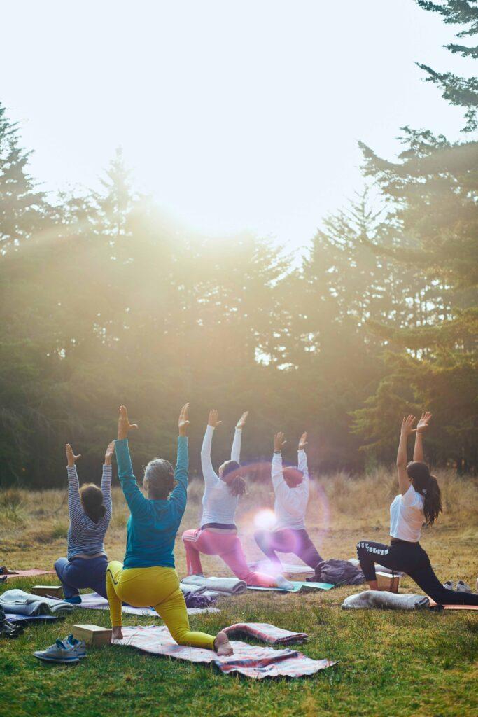 como preparar una clase de yoga